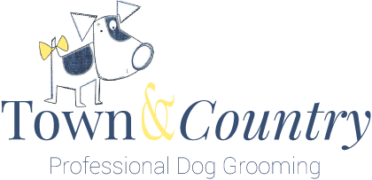 Town and Country Professional Dog Grooming logo